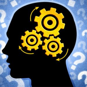 Brain gears up for over thinking